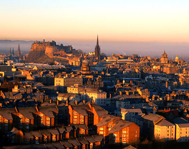 Lankytinos vietos Škotijoje